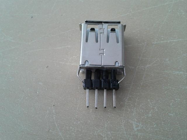 Pandaboard Expansion Header USB. Try 02 adaptor